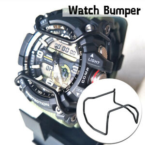 Stainless Steel Wire Guard Protector  Bumper For G-Shock GG1000 Sport  `, j ≈ o