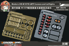 Voyager BR35078 1/35 U.S. M1078 LMTV Lenses and taillights(For TRUMPETER 01004)