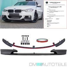 Frontspoiler Lippe Sport-Performance + Zubehör passend für BMW F30 F31 M-Paket