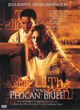 The Pelican Brief ~ Julia Roberts Denzel Washington ~ DVD FREE Shipping USA