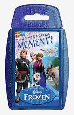 Top Trumps Disney Frozen Moments