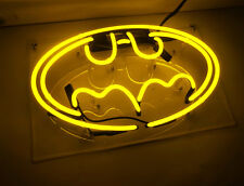 "neon lamp""Batman"" popular Artwork Beer Bar Sign Wall Decor Business Gift"