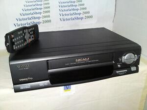 MATSUI VP9607 VHS VCR Video Recorder -Nicam Digital Stereo-4Head-Twin Speed-NTSC