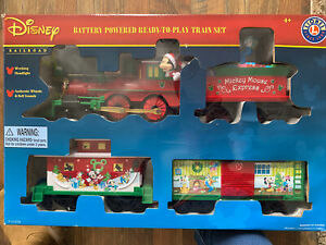 Lionel  DIsney. Battery Powered Ready-To -Play Train Set 2016