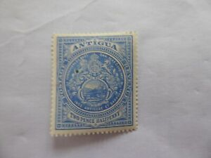 Antigua 1908 2 1/2d m/mint