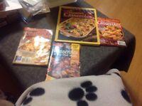 Lot Of 4 Casserole - Cookbooks - Taste Of Home Betty Crocker