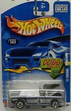 147 SILVER 4 PONY POWER 2002 02 CONVERTIBLE 1965 65 FORD MUSTANG HW HOT WHEELS