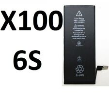 Lot of 100 NEW Lithium-Ion Polymer Battery Replacement Flex iPhone 6S