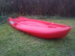 PRE ORDER JUNE DELIVERY Wild Earth Kids Kayak SOT Sit on Top