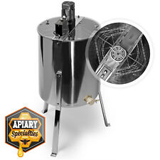 Pro Electric 4/8 Frame Stainless Steel Honey Extractor Beekeeping Equipment Drum