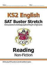 New KS2 English Reading SAT Buster Stretch: Non-Fiction (for tests in 2018...