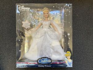 Cinderella Holiday Princess Mattel 2004