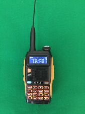 Baofeng GT-3 Dual Band Hand Held Talkie