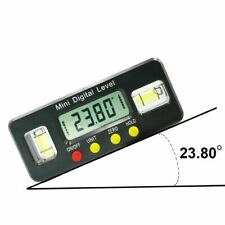 Digital Protractor Angle Finder 100mm Electronic Level Measuring Carpenter Tool