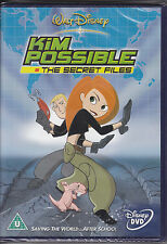 Kim Possible - The Secret Files New & Sealed Disney UK R2 DVD
