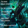 League of Legends Account LOL EUW Unranked Lv30 Smurf 50k BE