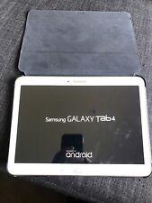 Samsung Galaxy Tab 4 SM-T530 16GB, Wi-Fi, 10.1in - White Tablet