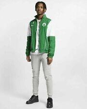 $90 NEW Nike Boston Celtics Courtside NBA Basketball Tracksuit Jacket  AV6703 M