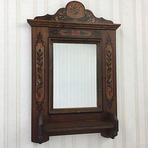 Voglauer Anno 1800 Spiegel Handbemalt Landhausstil Wandspiegel