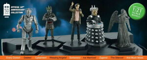 Brand new DOCTOR WHO silurian warrior 11th doctor eaglemoss figure mini statue