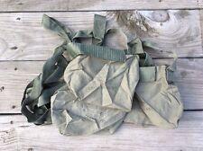 AMMUNITION BANDOLIERS 7.62 LINKED NATO USGI US MILITARY ARMY ISSUE  Lot of 3..