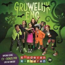 1-CD+DVD KINDEREN VOOR KINDEREN - DEEL 38: GRUWELIJK ENG (CONDITION: NEW)