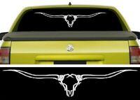 1000mm Longhorn R.M Williams RMW BNS Ute Car Sticker Vinyl Decal large bull rm