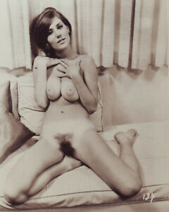 Vintage 1960's Art photography Nude Woman 8X10 Photo Model Pin Up 51223326822
