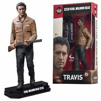 "FEAR THE WALKING DEAD - Travis 7"" Color Tops Action Figure (McFarlane) #NEW"