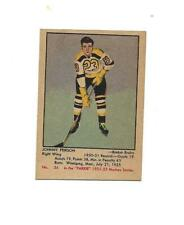 1951-52 Parkhurst:#34 Johnny Peirson,Bruins RC