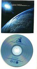 LTJ BUKEM presents LOGICAL PROGRESSION level 1 - 2001 PROMO- CD 1: VOCAL MIX