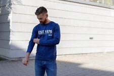 Ohlins Long Sleeve T-Shirt Blue