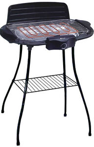 Takada ISB-6038A Electric BBQ Grill with Stand