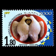 Bosnia 2000 - EUROPA Stamps - Sc 54 MNH