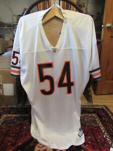 Brian Urlacher Chicago Bears Reebok Jersey Size 56
