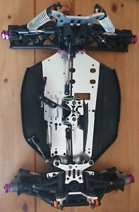 Hpi trophy buggy 3.5 hot bodies Flux chassis