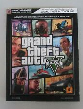 GTA GRAND THEFT CAR V FIVE GUIDE STRATEGIC MANUAL OFFICIAL USED