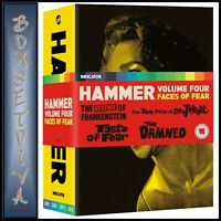 HAMMER VOLUME FOUR FACES OF FEAR  BRAND NEW BLURAY REGION FREE **