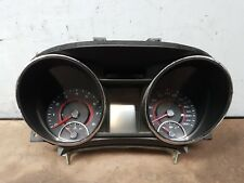 HOLDEN VF  SV6 COMMODORE PETROL 2014 MDL INSTRUMENT CLUSTER WITH 84,446 KS