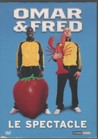 Omar Et Fred Le Spectacle Dvd