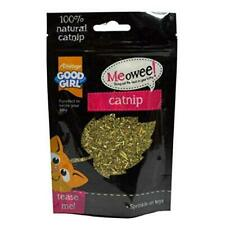 Good Girl Meowee Natural Catnip Dried Leaves 25g Cat Kitten Toy Play Exercise