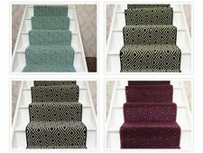 Stairs / Hall Carpet Runner Any Size x 60cm 4 Colours Carpet Runner Stairs  Hall