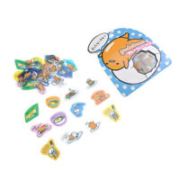 80s Japanese Sumikko Gurashi Stickers Flakes Bag Sack Animal DIY Scrapbooking CN