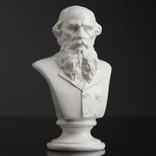 Leo Tolstoy Bust Sculpture Statue Collectible Art Figurine Figure