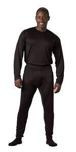 Rothco 65020 Gen III Silk Weight Bottoms - Black
