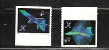 2006 #4018 & 4019 X-Plane Priority & Express Stamps Mint NH