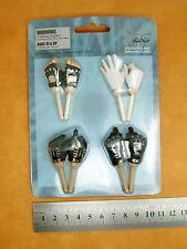 XE50-12 1/6 HOT ZC Girl Female Gloves Hands Set TOYS