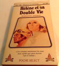Book in French HELENE ET SA DOUBLE VIE Livre en Francais MARIANNE ANDRAU