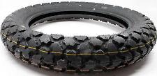 Kawasaki 1985-2016 KLR 650 KLR650 Dunlop Rear Tire 130/80-17 41009-0002 New OEM