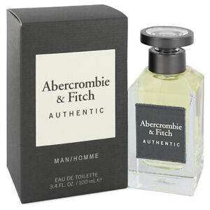 Abercrombie and Fitch Authentic EDT for Him 100mL